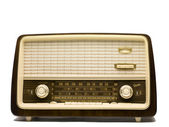 Classic radio — Stock Photo