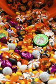 Close up of colorful candies — ストック写真