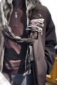 últimas roupas exibidas no manequim — Foto Stock