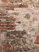 Mur de pierre vintage — Photo