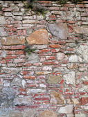 Tuscan wall — Stock Photo