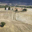 Stock Photo: Landscape road of tuscany