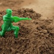 Stock Photo: 434 toy soldier