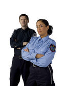 Police officers — Stock Photo