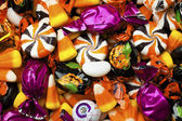 419 close up of colorful candies — Stock Photo