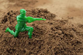 434 toy soldier — Stock Photo