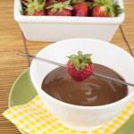 521 fresh strawberries — Stock Photo