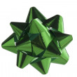 Green bow — Stockfoto