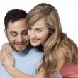 Sweet couple — Stockfoto #19844827