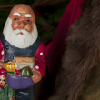 Stock Photo: 702 santclaus figurine