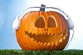 673 fiesta de halloween — Foto de Stock