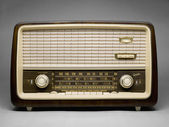 Radio antigua — Foto de Stock