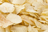 583 potato chips — Stock Photo