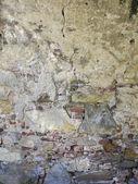 648 stará cihla zeď — Stock fotografie