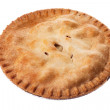 Stock Photo: Apple pie ready to eat