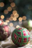 734 елочный шар — Стоковое фото