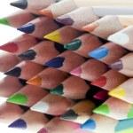 Постер, плакат: 184 coloring pencils