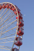 120 чертово колесо — Стоковое фото