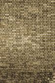 240 cihlová zeď — Stock fotografie