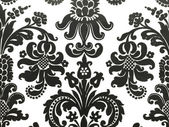 Black and white wallpaper — Stock Photo