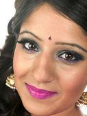 Indisk kvinna — Stockfoto