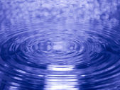 Water ripple — Stock Photo