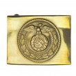 945 german army belt buckle - Foto de Stock