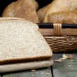 996 sliced bread — Stock Photo