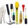 Stock Photo: Few tools