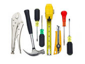 A few tools — Stock Photo