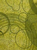 Abstract wallpaper with circles — Stock Photo