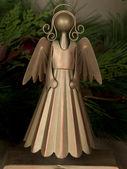 Angel ornament — Stock Photo