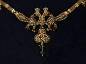 древние ожерелье кулон — Стоковое фото