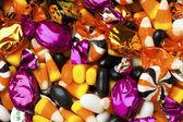 Assorted children sweets — Stockfoto