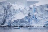 Antarctic Iceberg View — Stock Photo