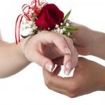 916 floral bracelet — Stock Photo #22115627