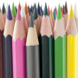 974 colorful pencils — Stockfoto
