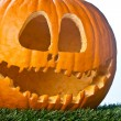 Stock Photo: Happy jack o lantern