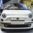 Постер, плакат: 2013 car photo fiat white Car Show