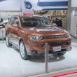 ������, ������: 2013 Outlander SUV truck image Car Show