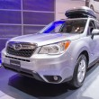 ������, ������: 2013 subaru forest suv truck grey with roof rack 2