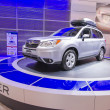 ������, ������: 2013 subaru forest suv truck grey with roof rack 1