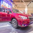 ������, ������: 2013 subaru forest suv truck red with roof rack 1