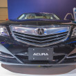 Постер, плакат: 2013 Acura RLX Elite Grey Vehicle 1