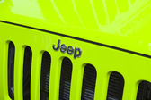 2013 jeep obraz logo z bliska — Zdjęcie stockowe