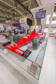 Honda auto indy racing 7 13 — Foto de Stock