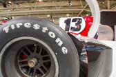 Honda indy samochodu 13 wyścigów 8 — Zdjęcie stockowe