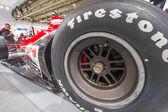 Honda indy samochodu 13 wyścigów 9 — Zdjęcie stockowe