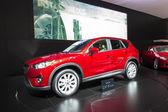 2014 mazda cx-5 auto rood — Stockfoto