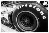 Honda indy car racing 10 13 — Zdjęcie stockowe